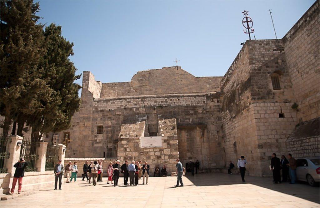 Вифлеем, место рождения Христа