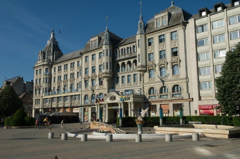 Лечебный курорт Венгрии, Дебрецен
