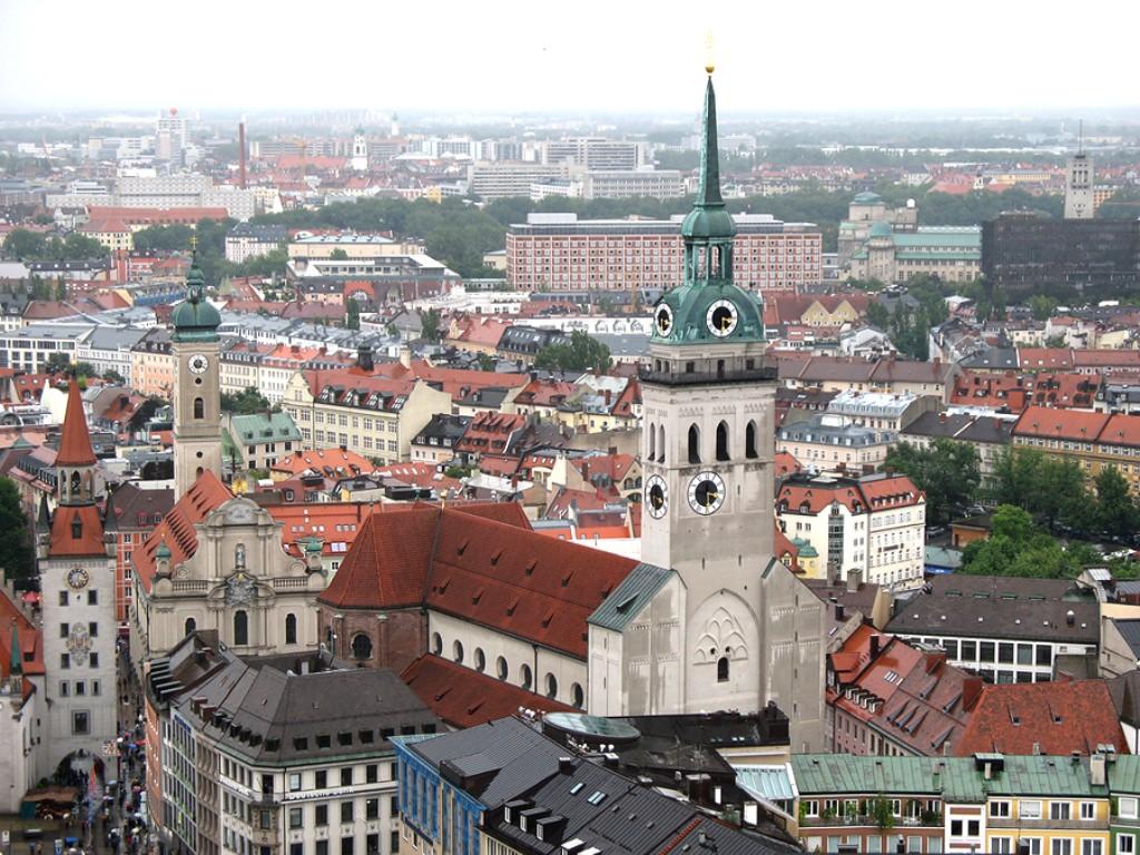 Мюнхен, столица Баварии