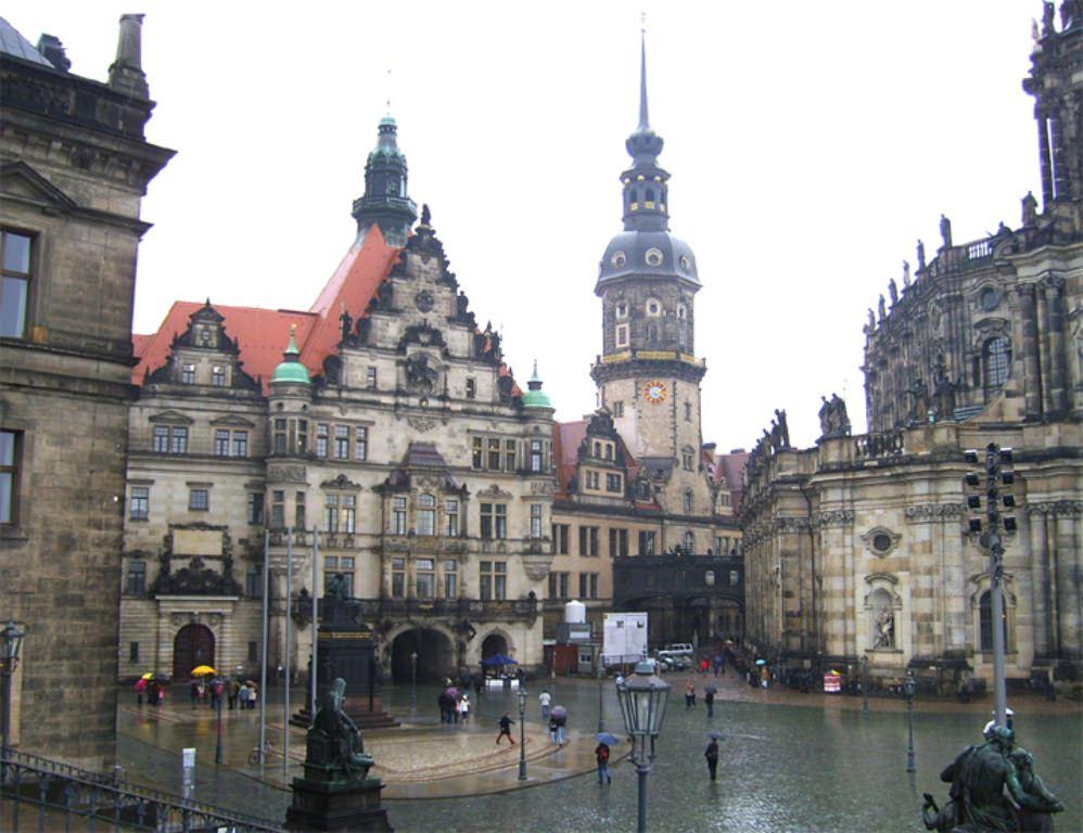 Два дня в Дрездене