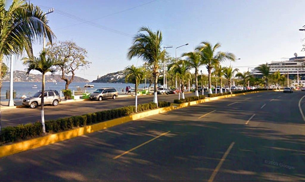 Ночная столица Мексики, Акапулько