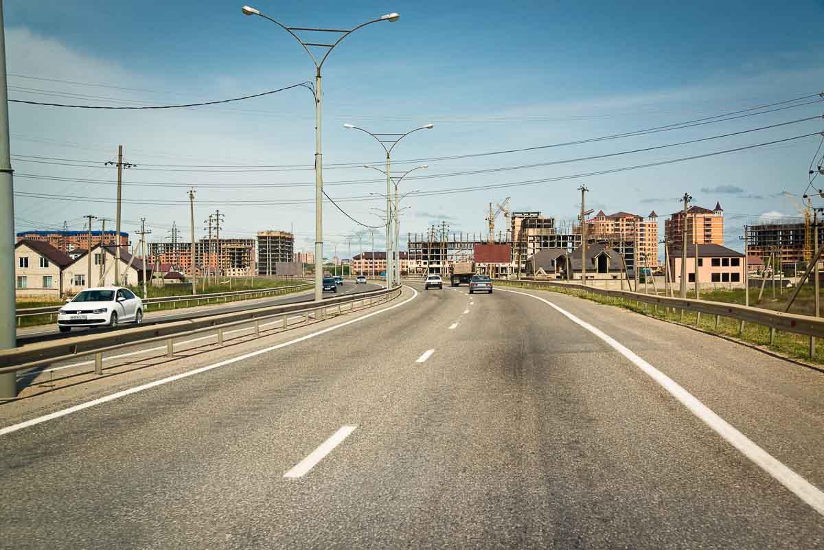 На автомобиле из Москвы в Дагестан