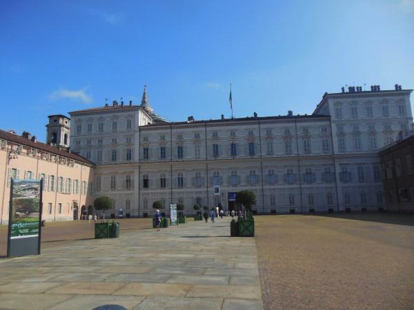 Уикенд в Турине