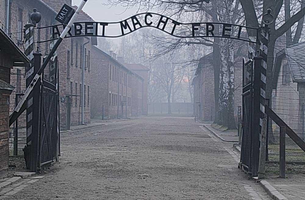 Экскурсия в концлагерь Освенцим, фото