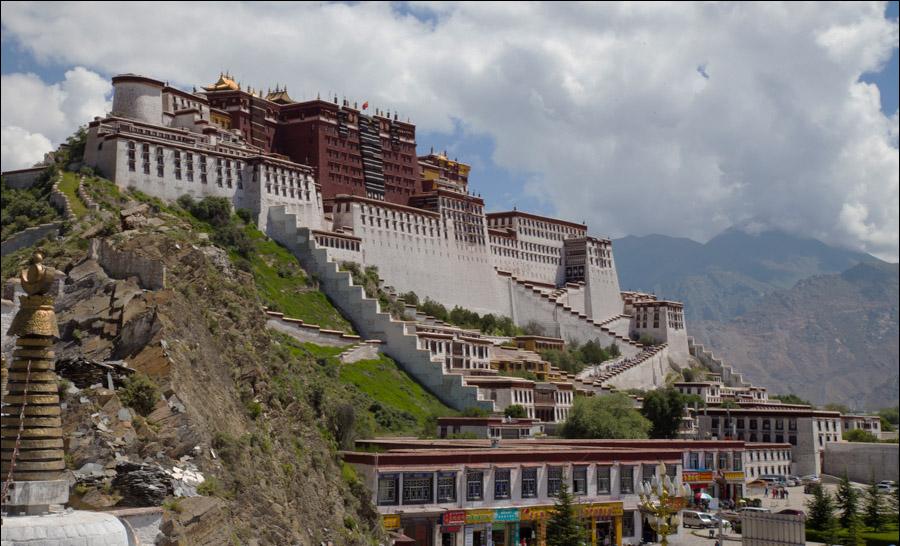 Тибетская столица, Лхаса