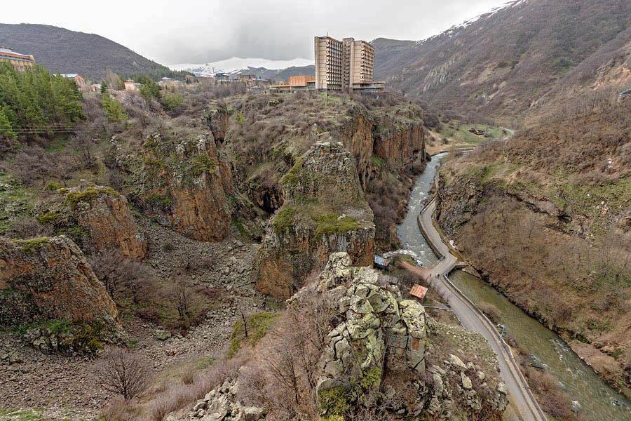 Джемрун, Армения