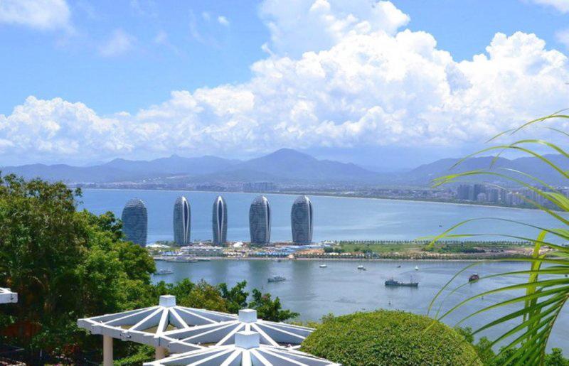 Лучший курорт Китая, остров Хайнань