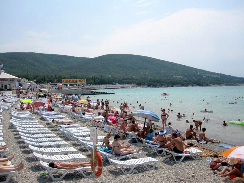 Отзыв об отдыхе в Кабардинке