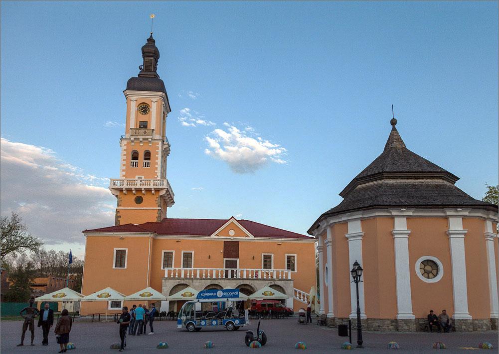 Один день в Каменец-Подольске