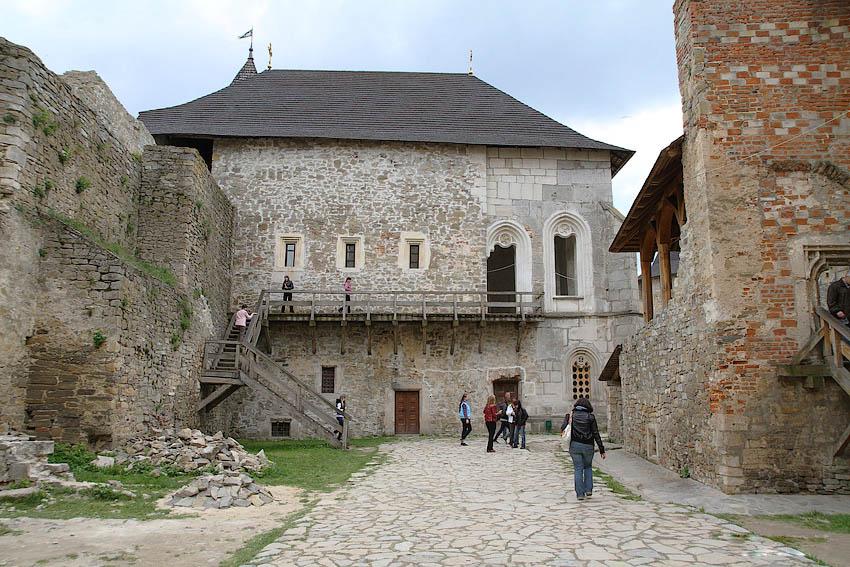 Хотинская крепость в Черновецкой области