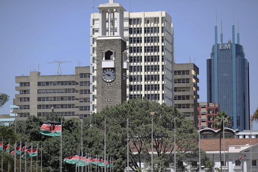 Путешествие по столице Кении - Найроби