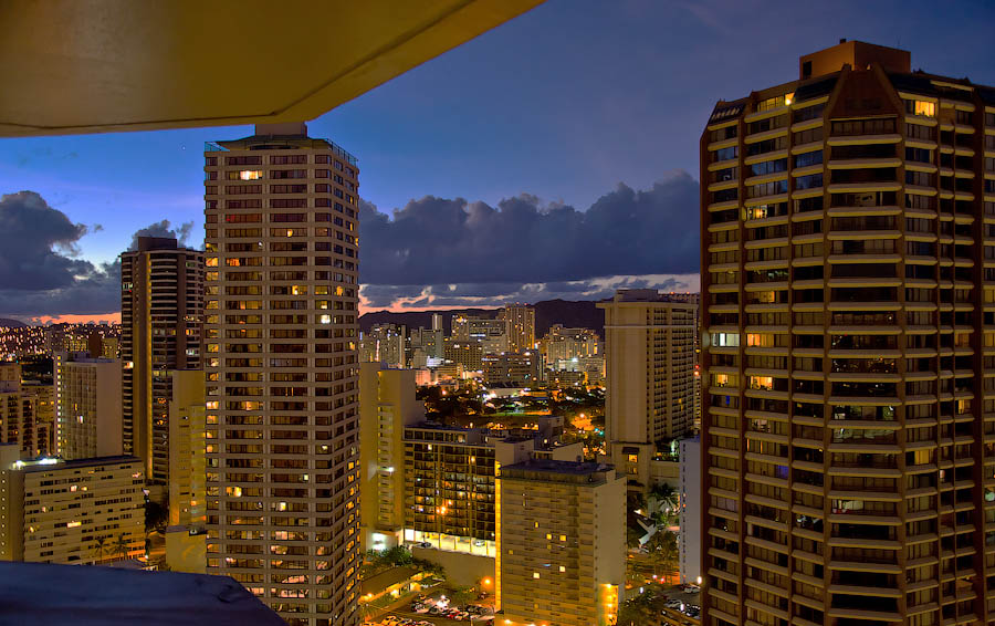 Отдых в Гонолулу, столице Гавайских островов