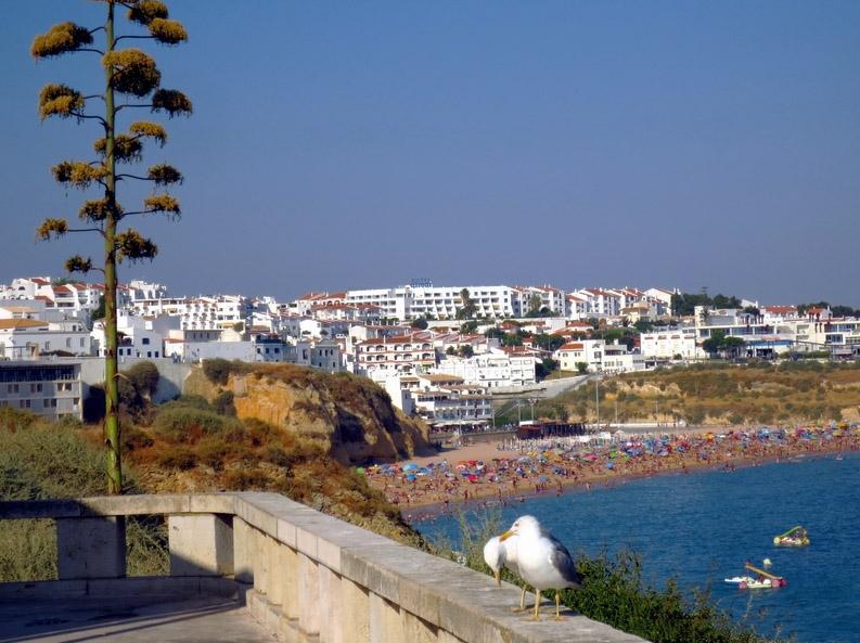 Португальский курортный регион Алгарве