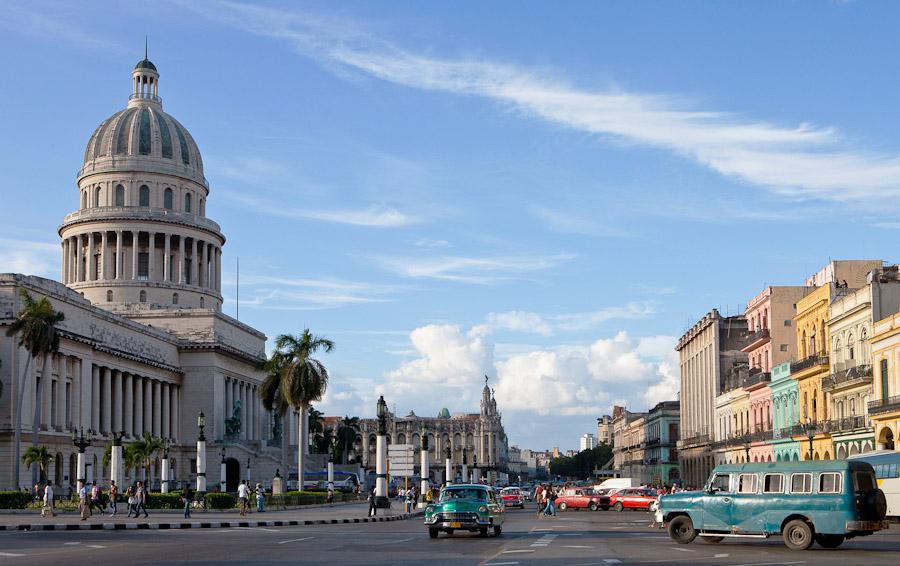 Столица острова свободы, Гавана