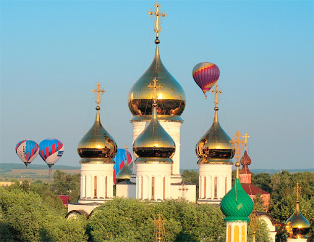 Фото Золотого Кольца России
