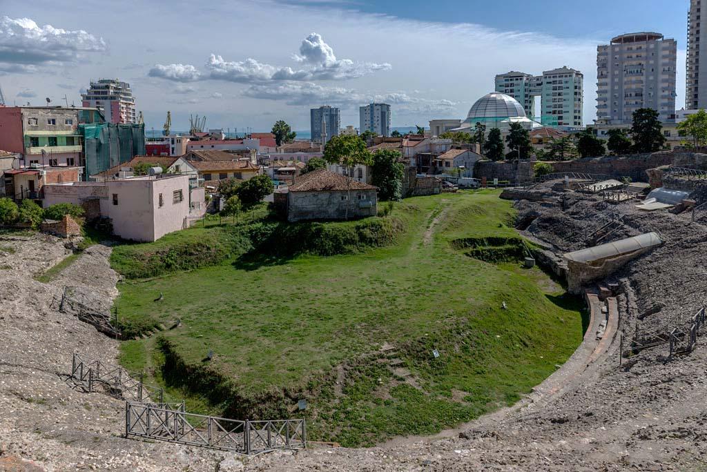 Город Дуррес, Албания