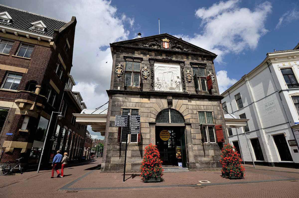 Голландский город Гауда