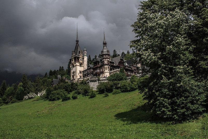 Синая, Трансильвания