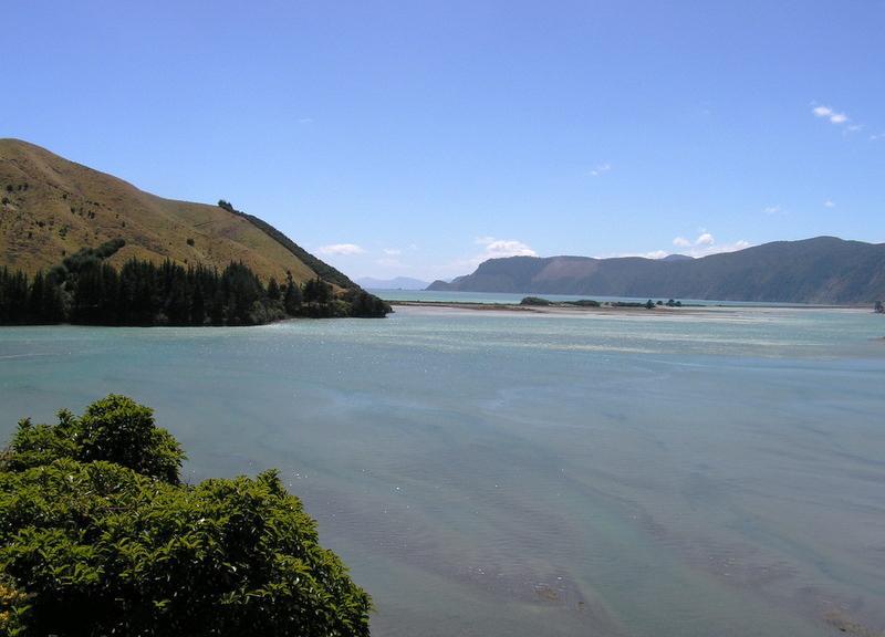 Нельсон, Южный остров Новой Зеландии