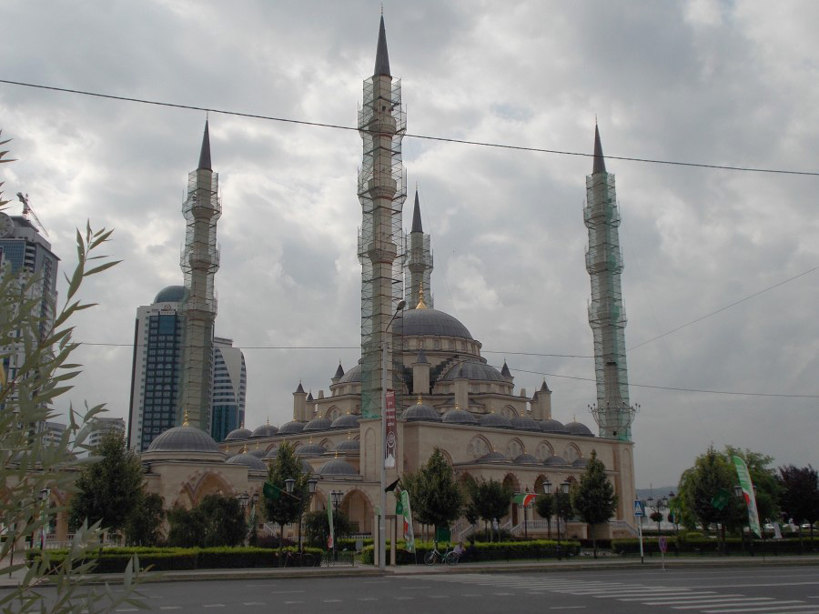 Путешествие в Чечню