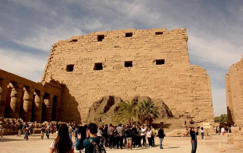 Луксор - древний город в Египте