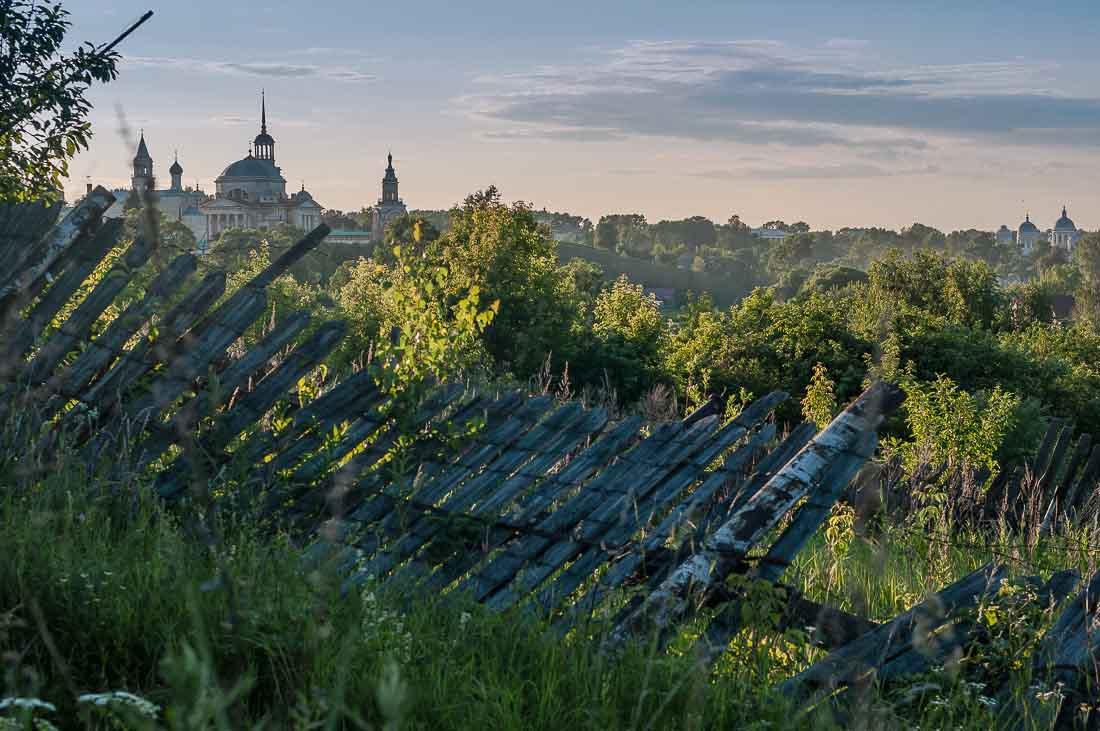 Экскурсия в Борисоглебском монастыре