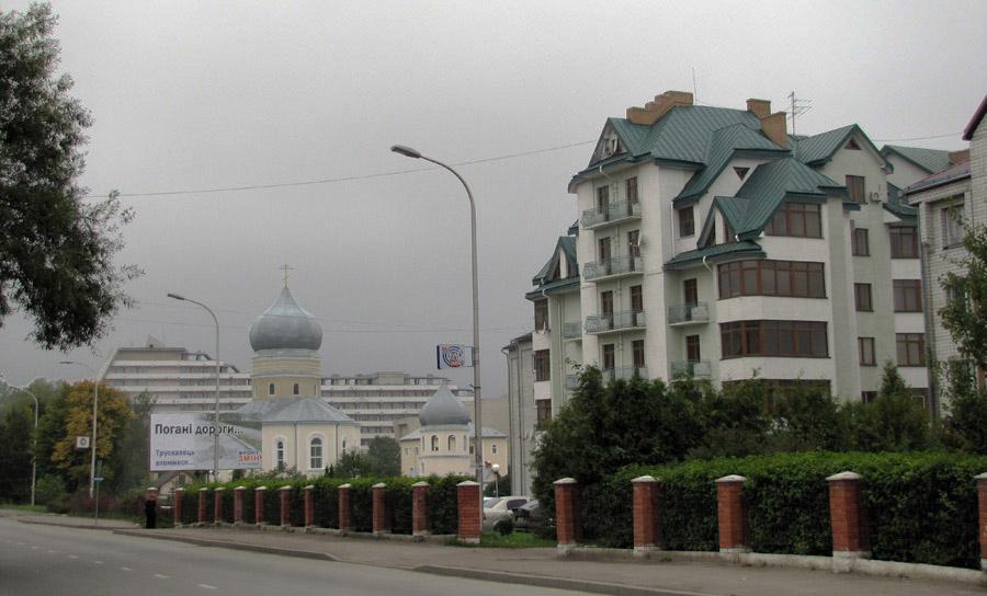 Поездка в санаторий в Трускавце