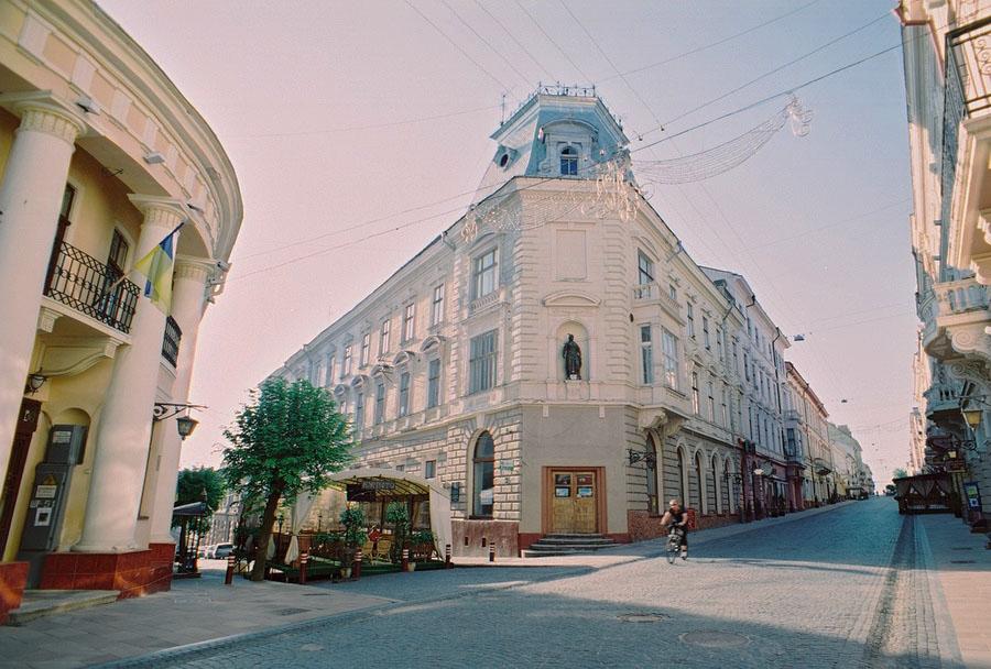 Что посмотреть в Черновцах