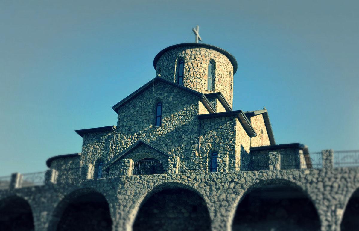 Аланский Свято Успенский Мужской Монастырь