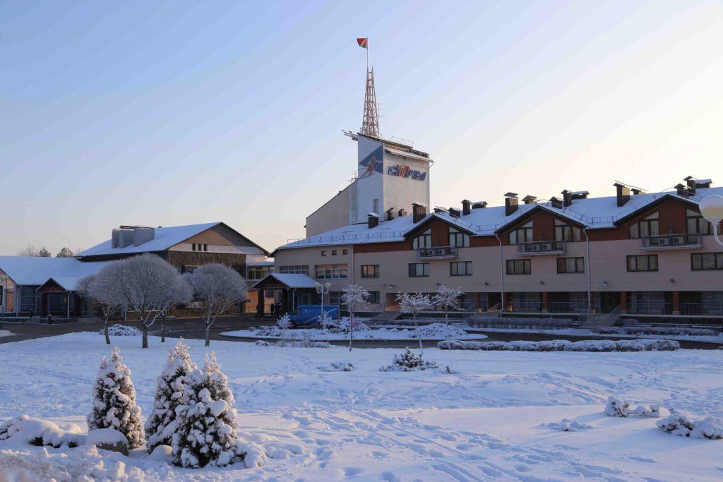 Катание на лыжах в Силичах
