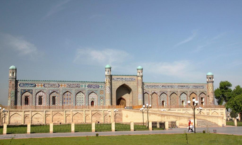 Узбекистан, города Фергана