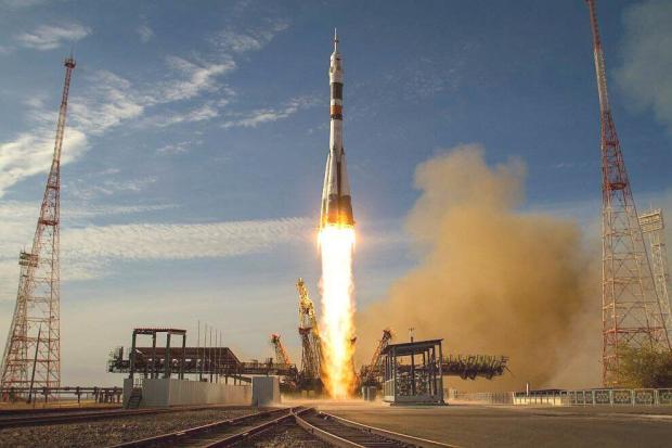 Фото космодрома Байконур