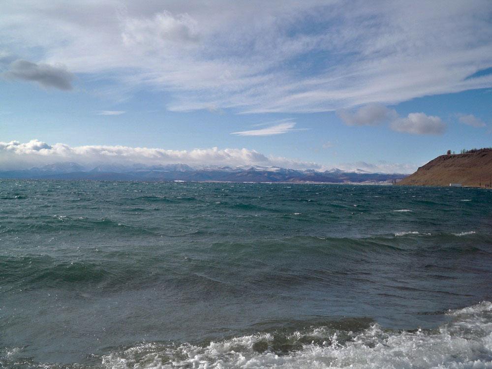 Озеро Хубсугул, Монголия