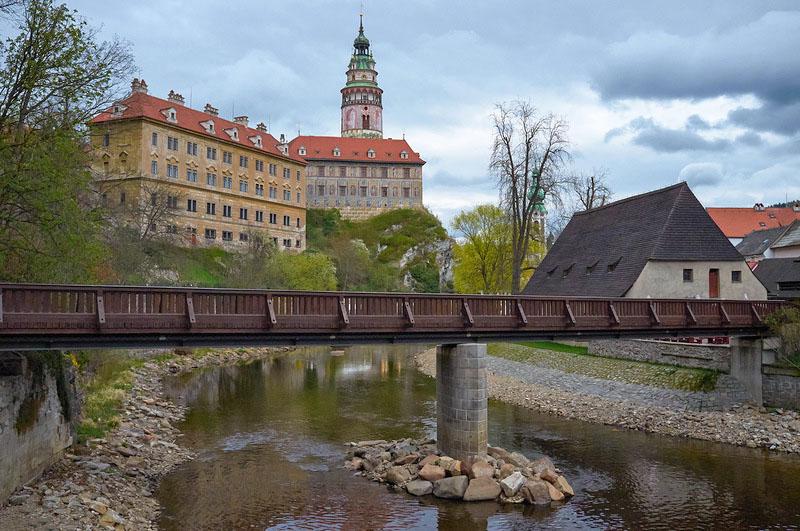 Город Крумлов, Чехия