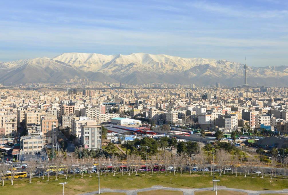 Два дня в Тегеране, Иран