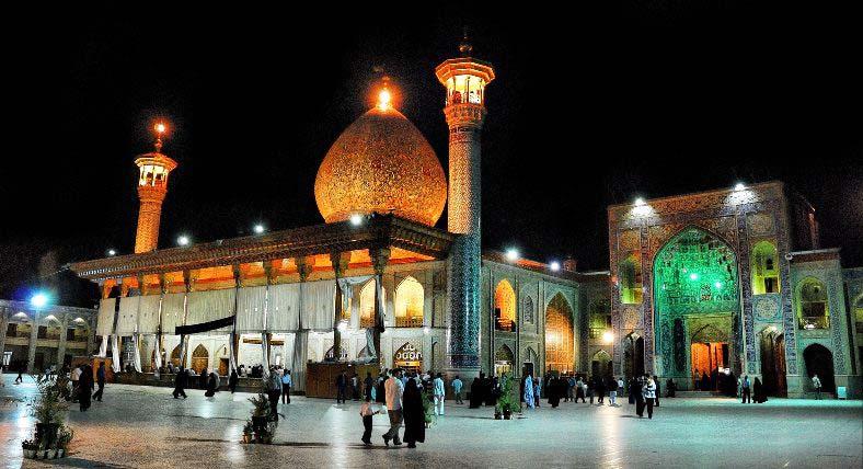 Город Шираз, Иран