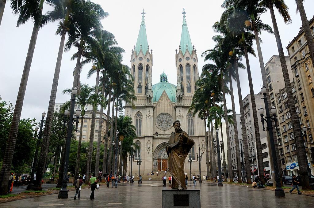 Бразилия. Сан-Паулу