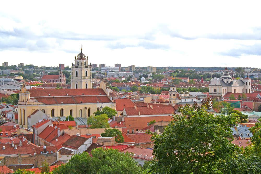 Начало Европы. Вильнюс