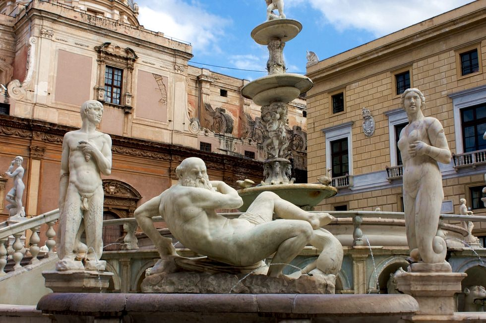 Восхитительный Палермо. Сицилия