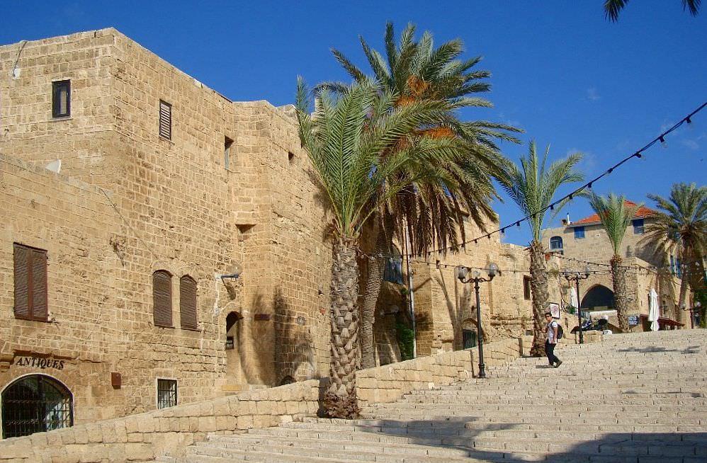 Весенний Тель-Авив