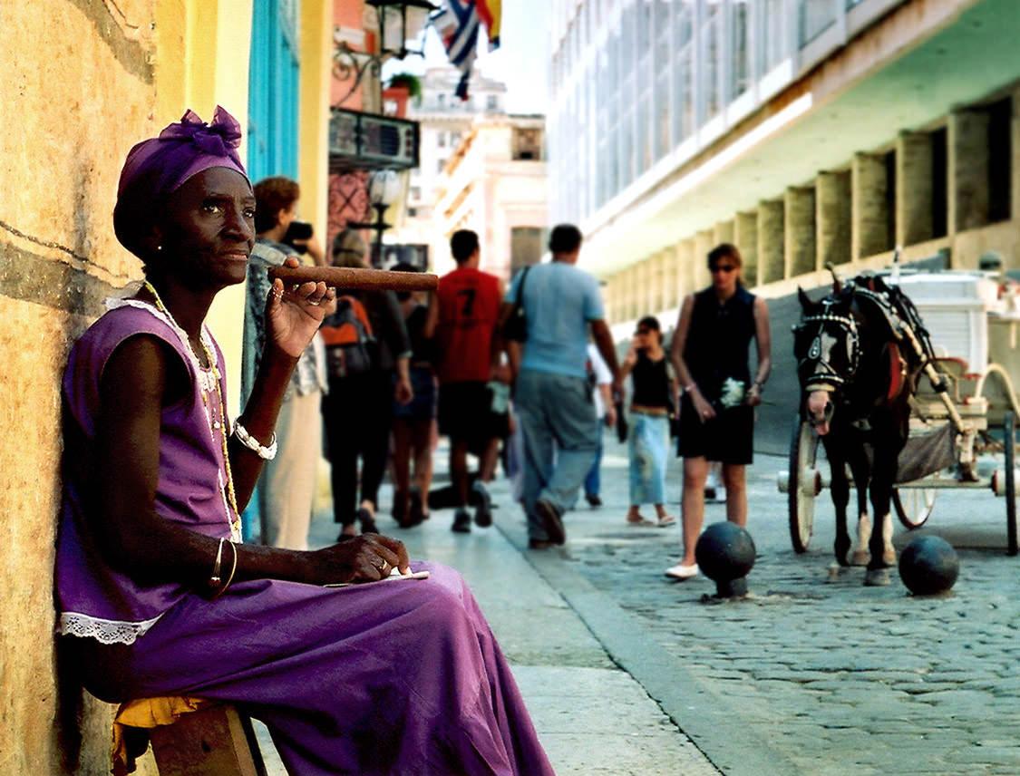 Колыбель социализма – Гавана