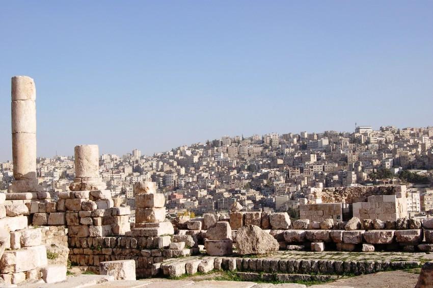 Иордания – колыбель древностей