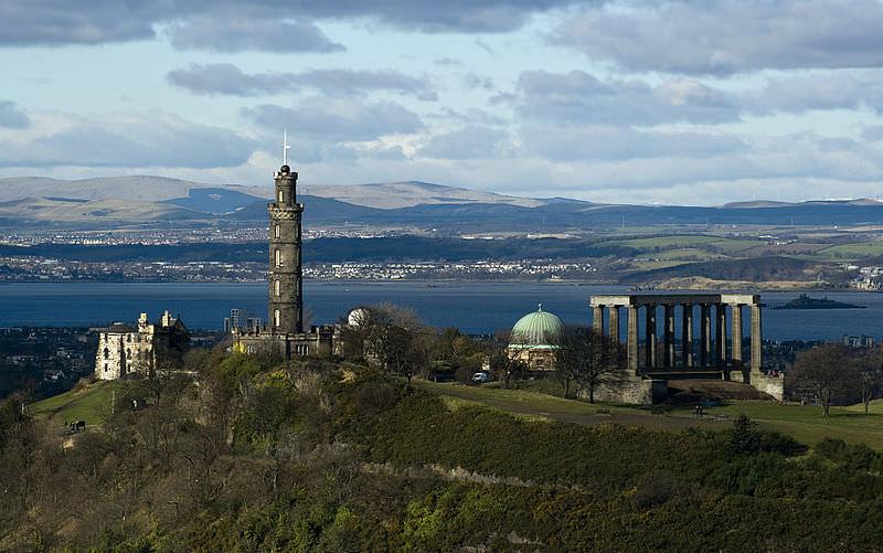 Поездка в Эдинбург, или как влюбиться в Шотландию