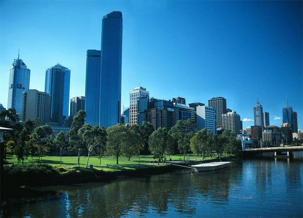 Мельбурн – город свободы