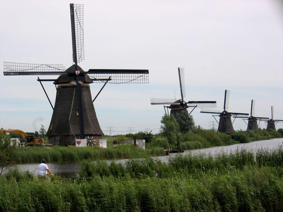 Роттердам – голландские каникулы