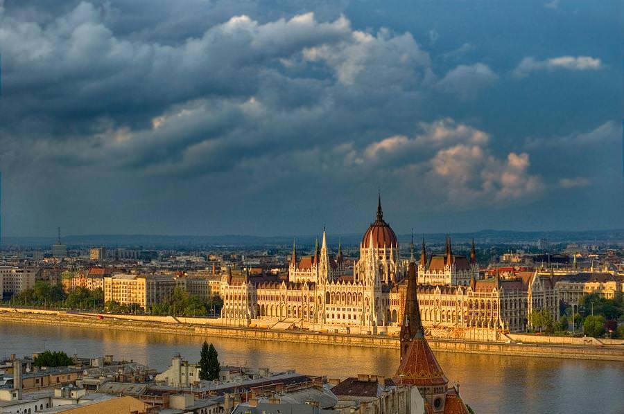 Незабываемый Будапешт