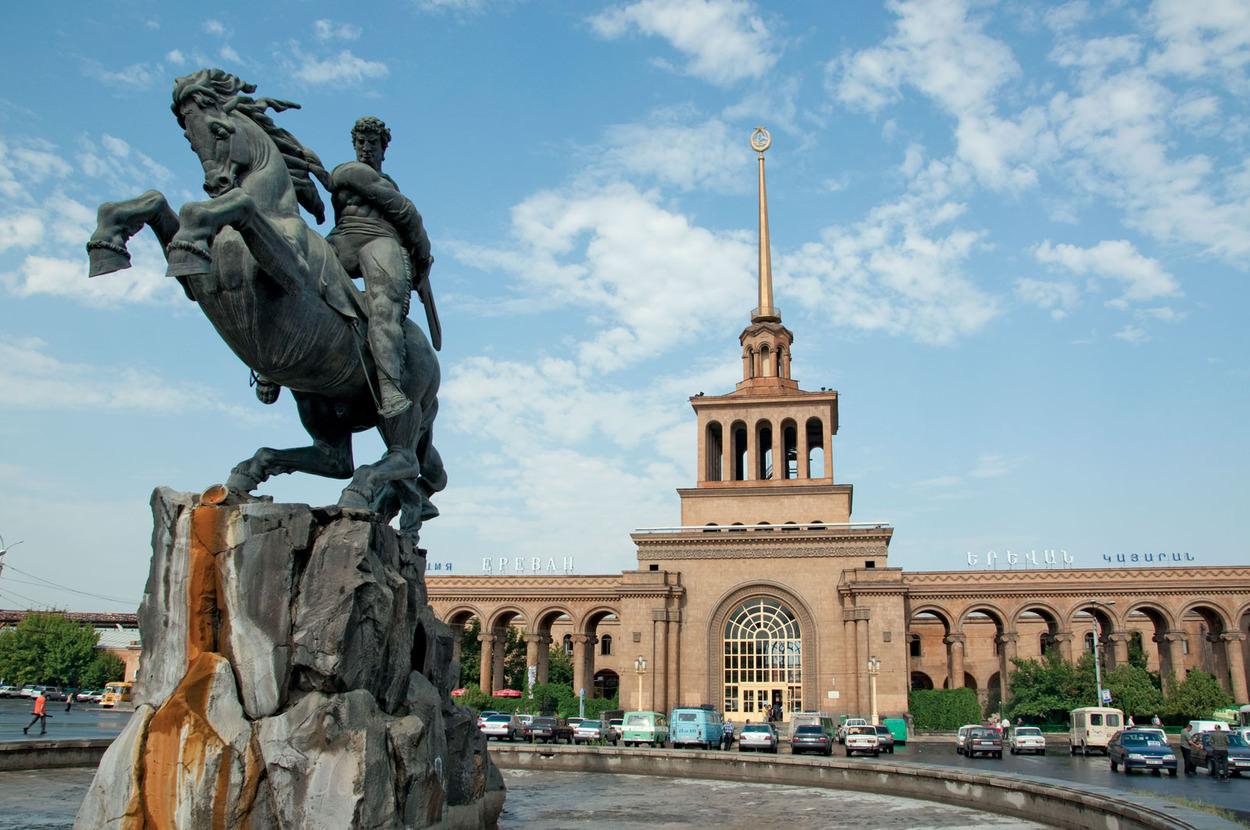 Гостеприимный Ереван