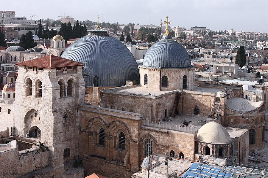 Колыбель трех религий - Иерусалим