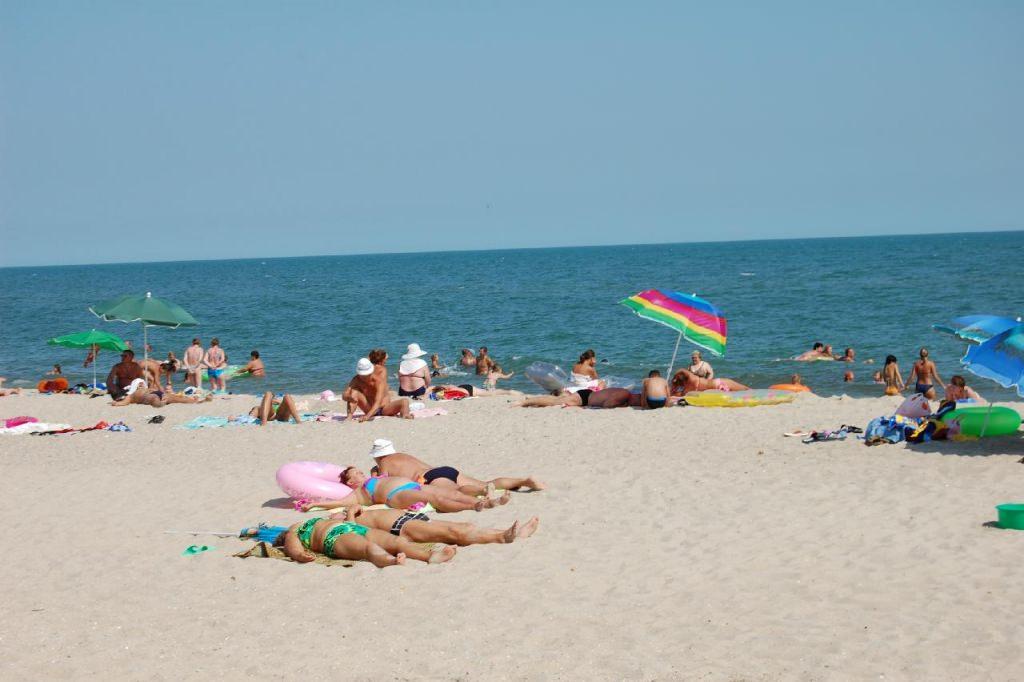 Затока – пляжный отдых в Украине