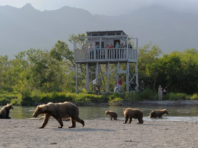 Природные парки Камчатки